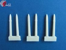 Pavla M35009 1/35 Resin Ammunition PtK 40/75